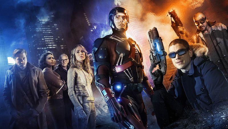 Après avoir été diffusée sur TMC, la série &quot&#x3B;DC : Legends of tomorrow&quot&#x3B; débarque bientôt sur CSTAR