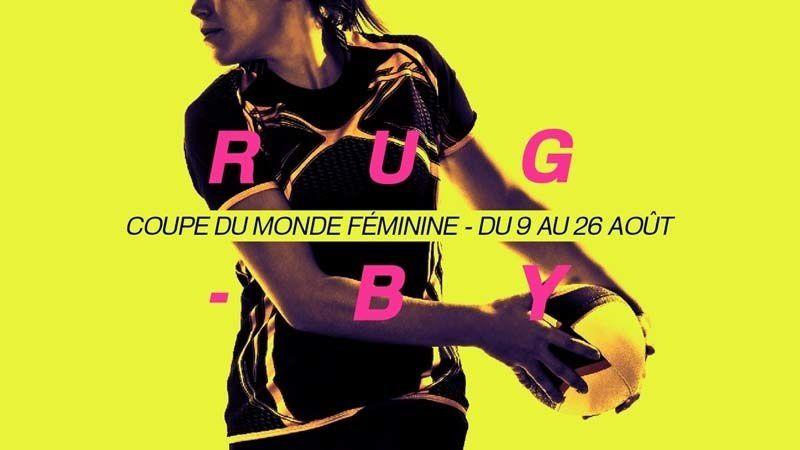 Succès pour le match de Rugby féminin France - Irlance sur France 2