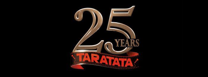 Le concert des 25 ans de Taratata diffusé le 28 octobre sur France 2