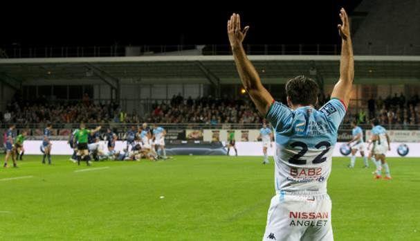 Pro D2 de Rugby - Le derby du pays basque à suivre sur CANAL+