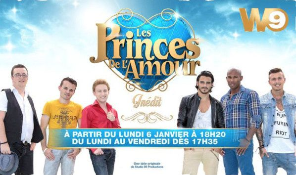 &quot&#x3B;Les Princes de l'amour&quot&#x3B; continuent leur progression d'audience