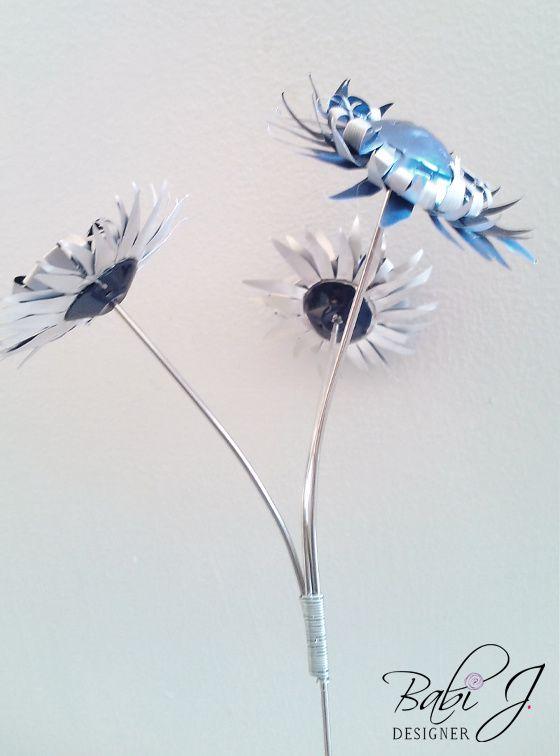 Les fleurs &quot&#x3B;piquantes&quot&#x3B; - Couleurs froides
