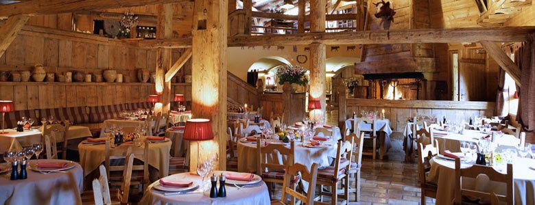 Le restaurant traditionnel