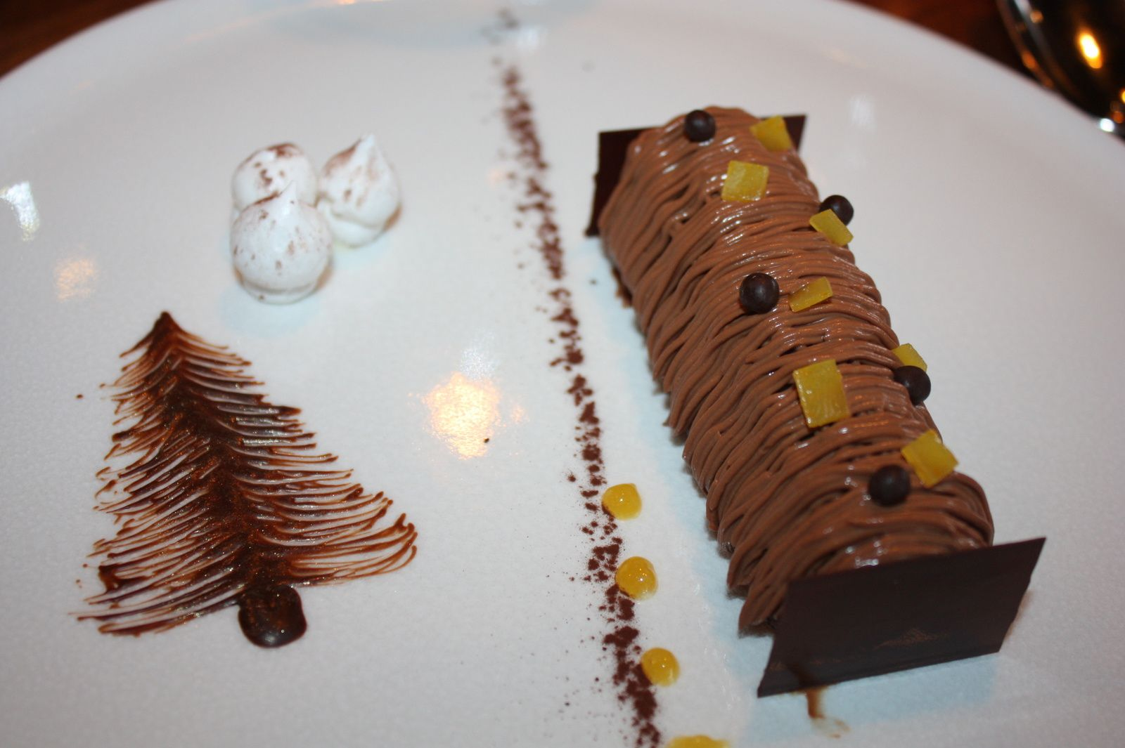 Chocolat / Esprit de Noël