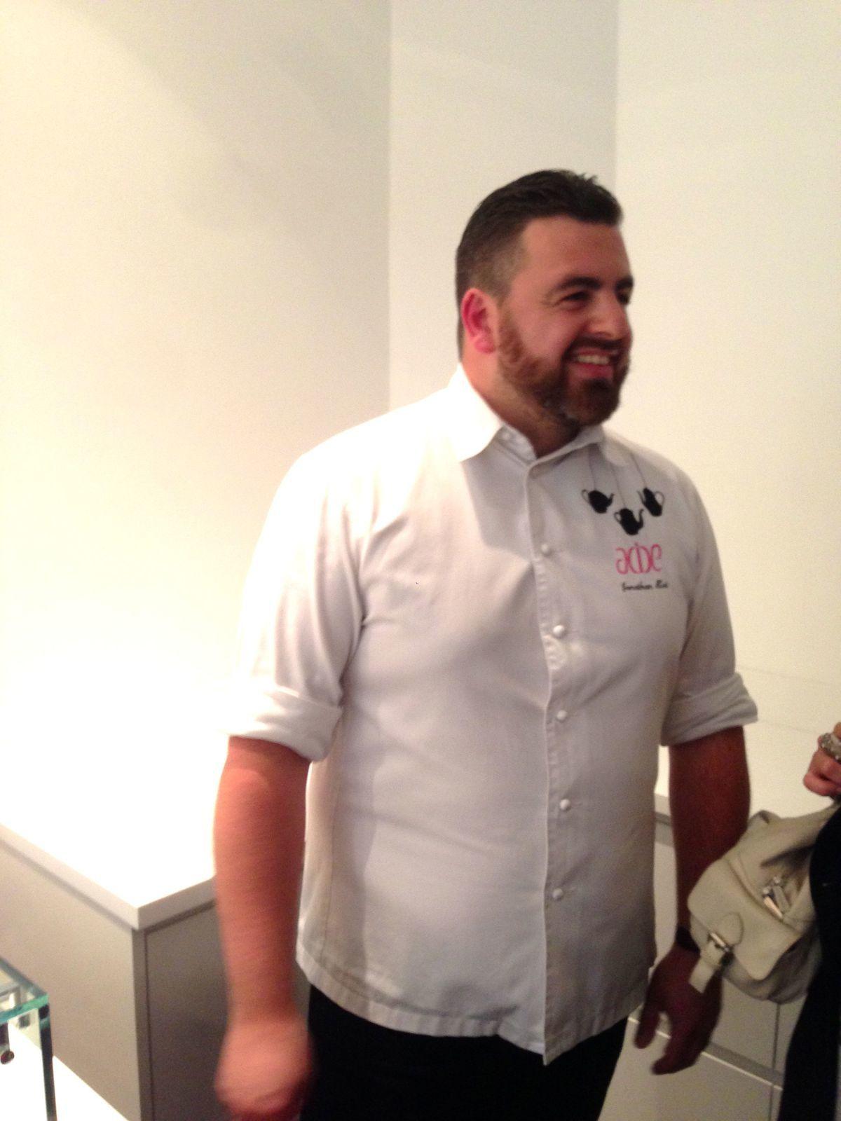 Chef Jonathan Blot