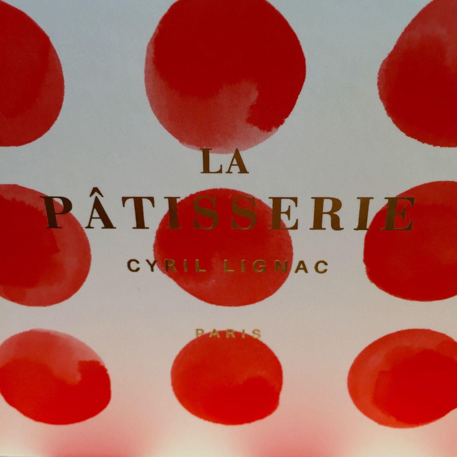 Lifting pour la Pâtisserie Cyril Lignac