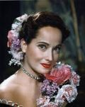 Merle Oberon as Cathy