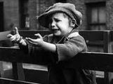Jackie Coogan as le kid