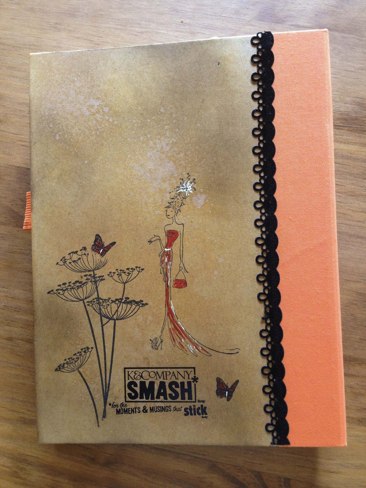 SMASH BOOK-MES COPICS