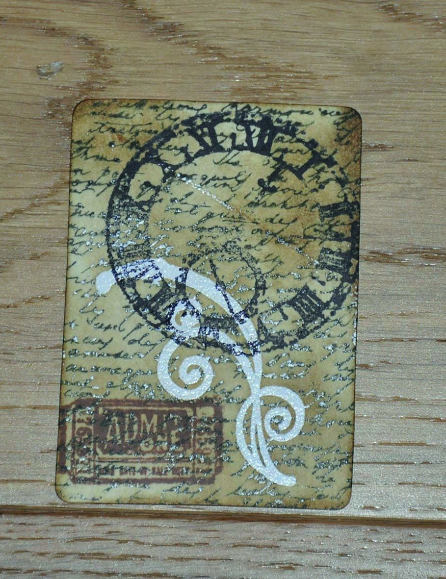 ATC - (Artist Trading Cards)