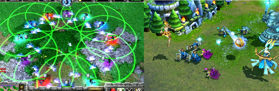 Mod Skill Orianna Trong Custom Map Warcraft III