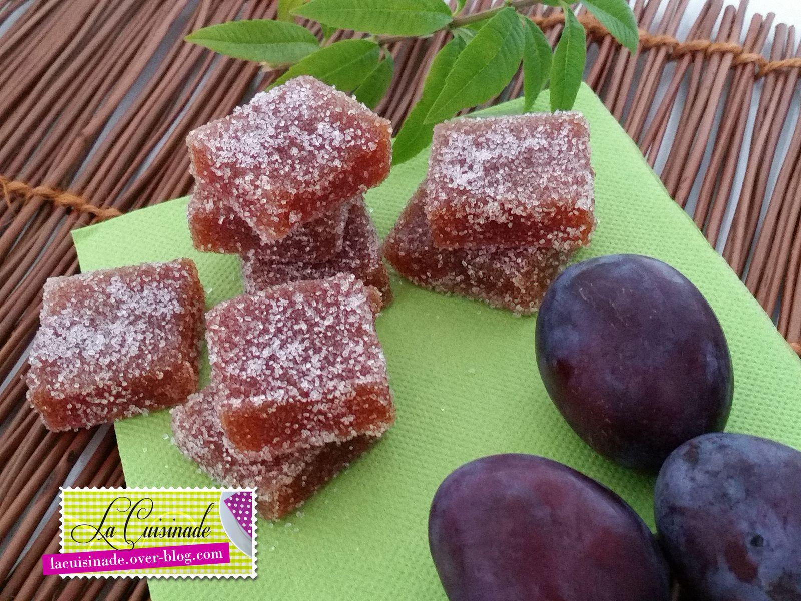 p 226 tes de fruits aux prunes la cuisinade