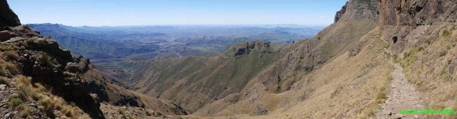 Afrique du Sud - 5 - Les Midlands et le Drakensberg