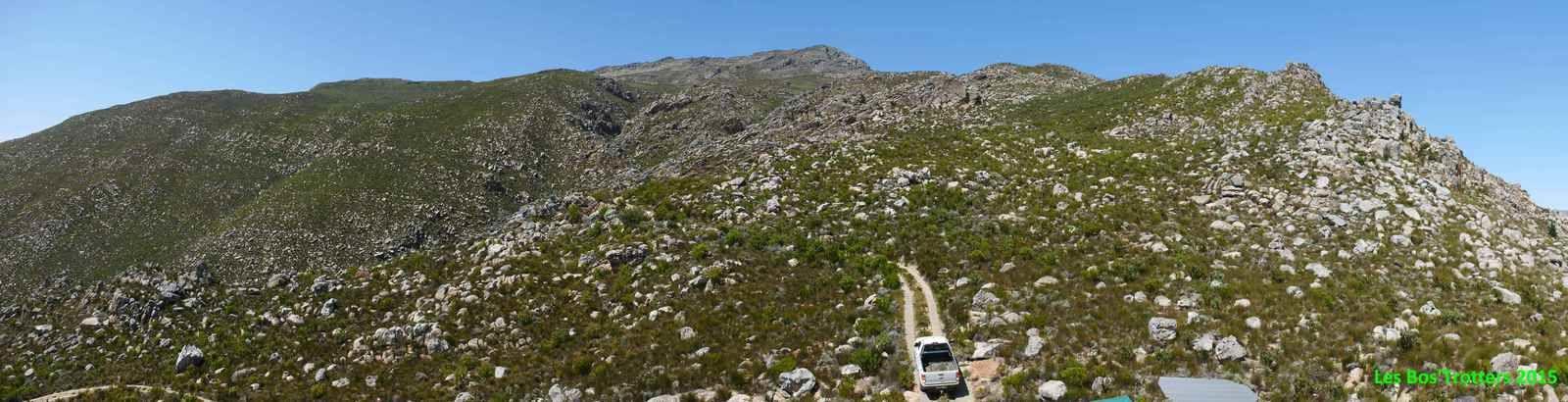 Afrique du Sud - 7 - Le Cap à l'Est