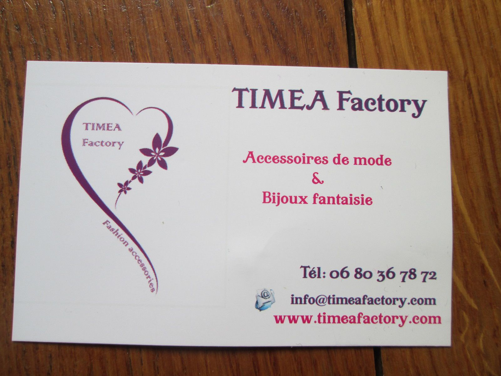 TimeaFactory