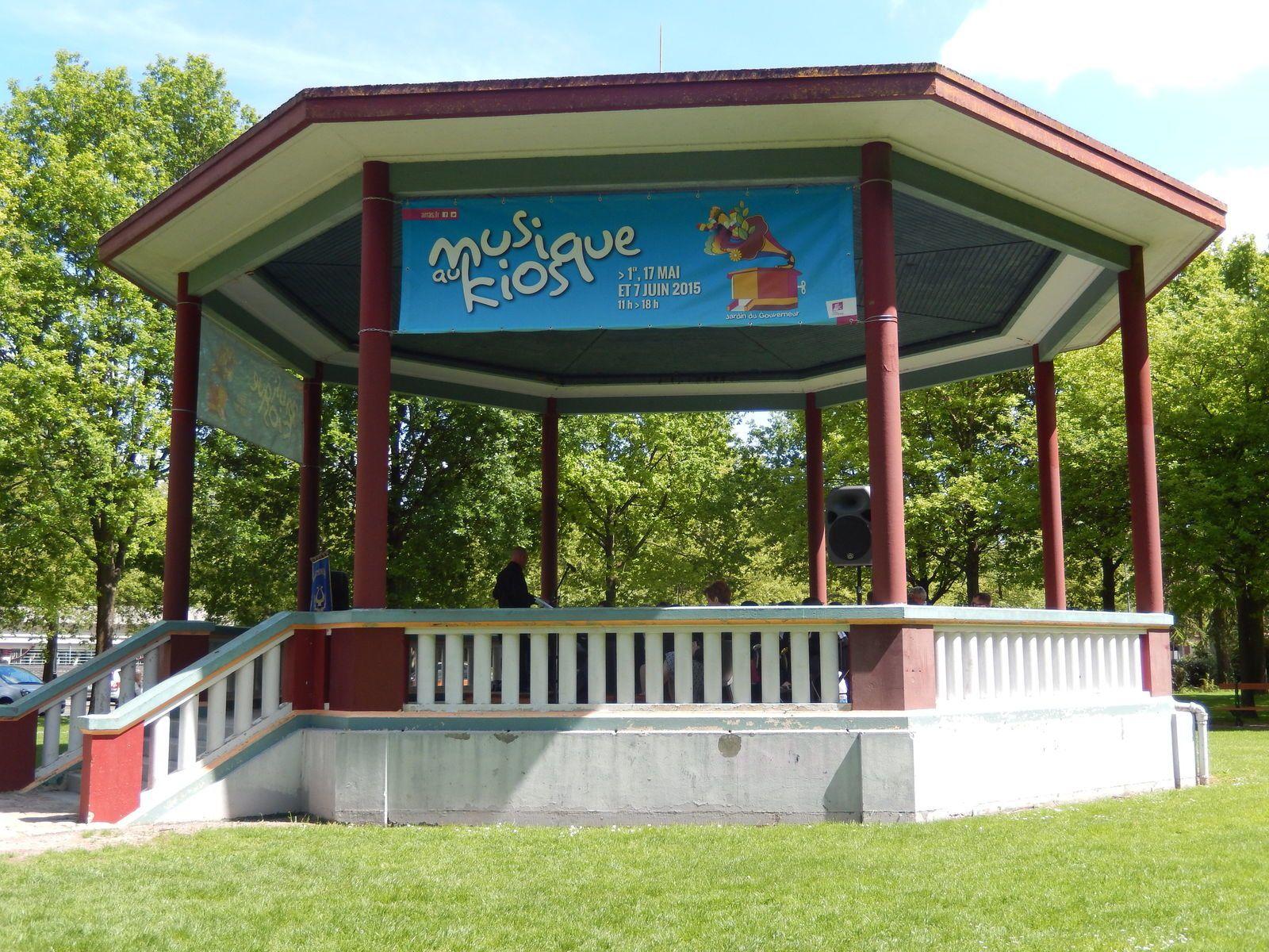 Concert au kiosque du jardin du gouverneur d 39 arras blog for Au jardin du gouverneur
