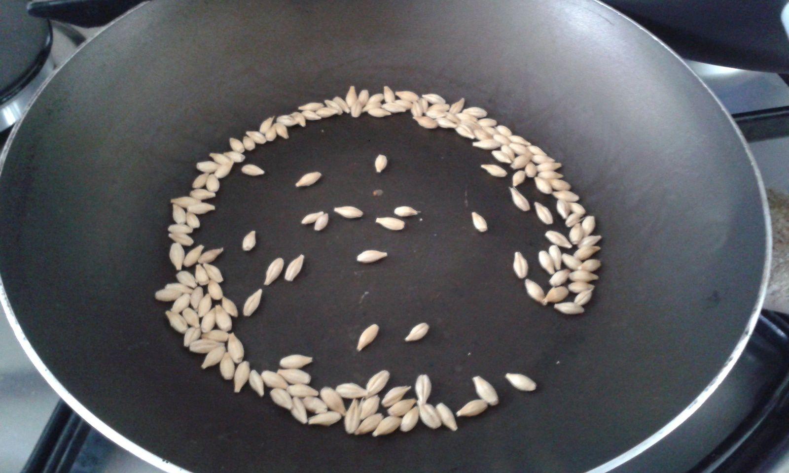 Diversification céréalière : gourmandise d'orge