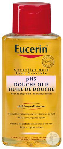 J'ai testé l'huile de douche pH5 Eucerin