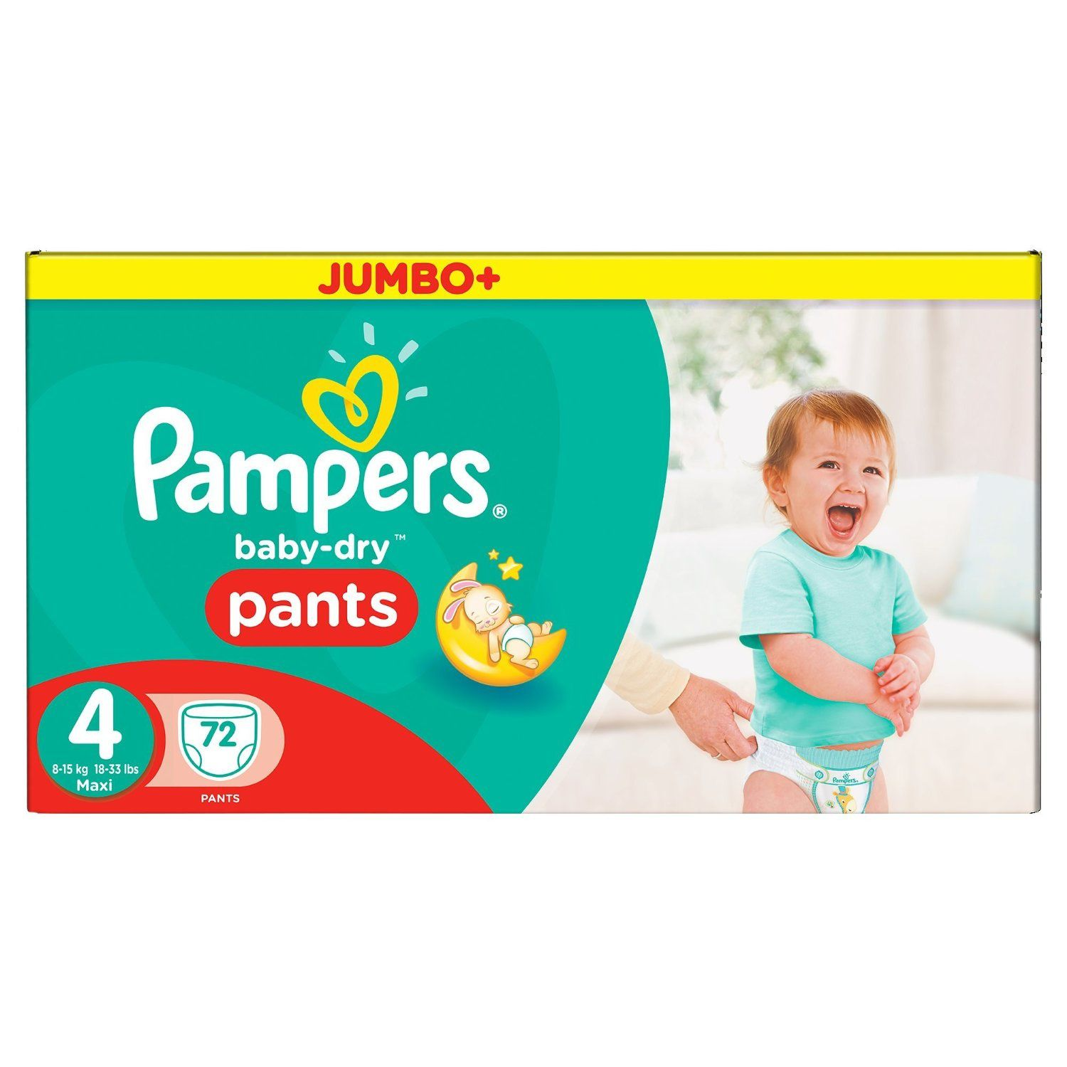 Les couches baby dry panty de pampers les avis de testing girl - Couche baby dry taille 3 ...