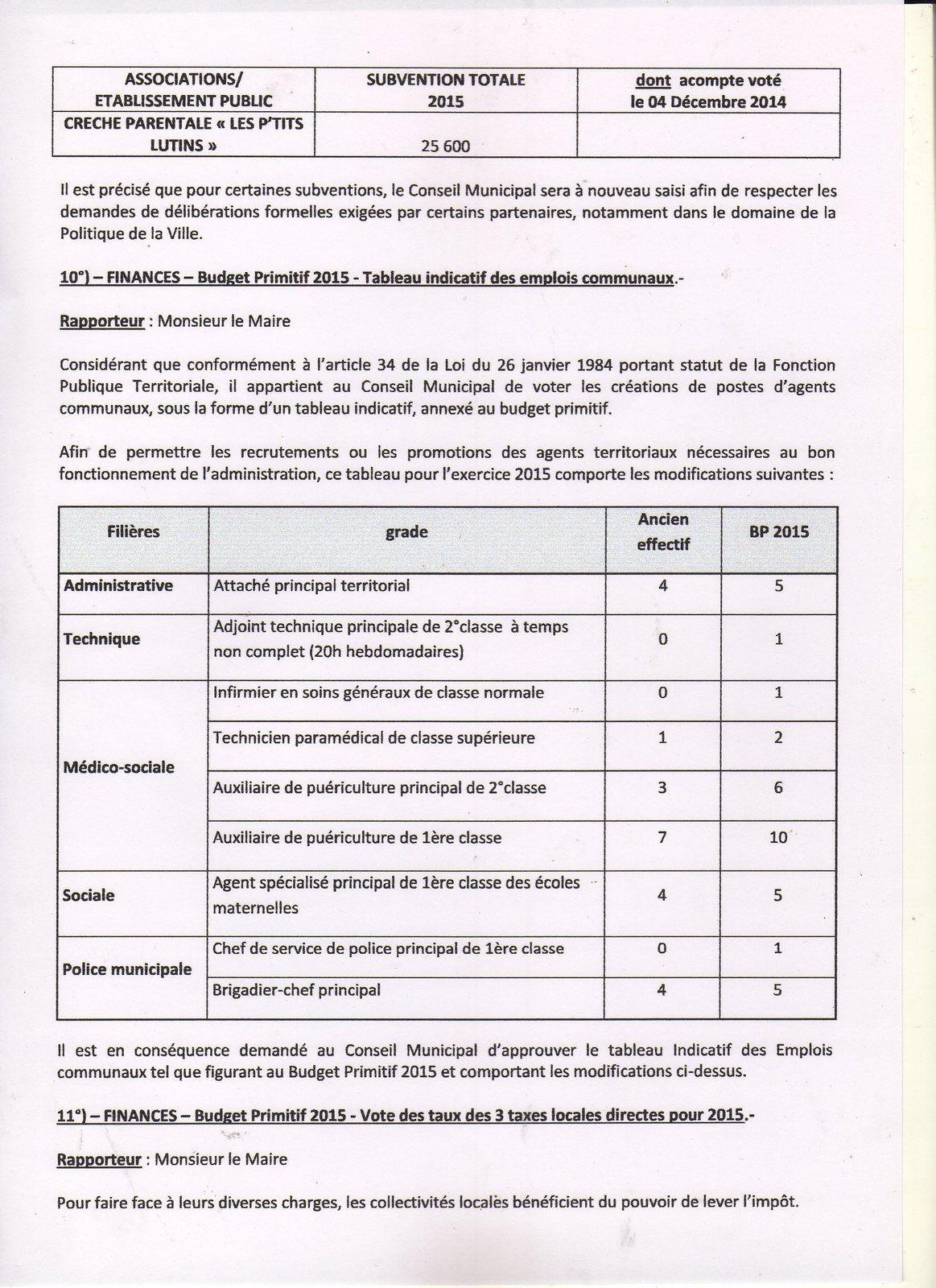 AUGMENTATION DES IMPOTS!!!