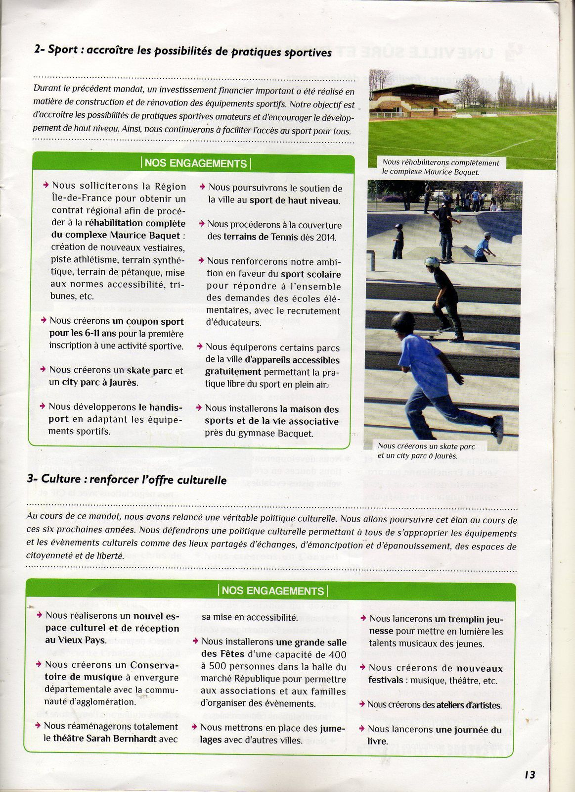 Goussainville &#x3B; le kit de rentrée scolaire et le coupon sport