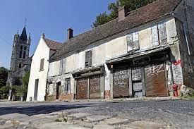 Goussainville, un village figé dans le temps