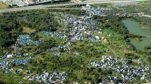 Le Conseil d'Etat ordonne d'aménager la &quot&#x3B;Jungle&quot&#x3B; de Calais