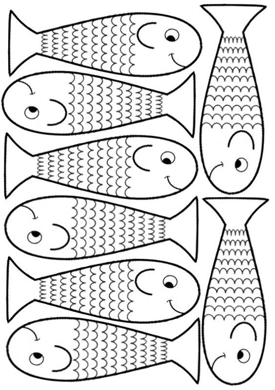Poisson d avril - Dessin poisson ...