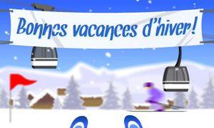 Bonnes vacances d'hivers à tous