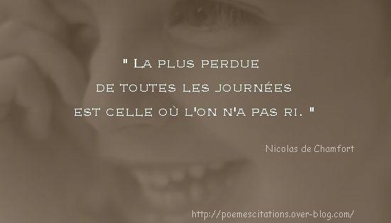 Nicolas de Chamfort