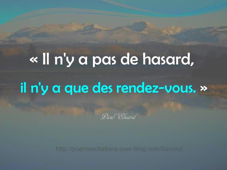 Citations Rencontre
