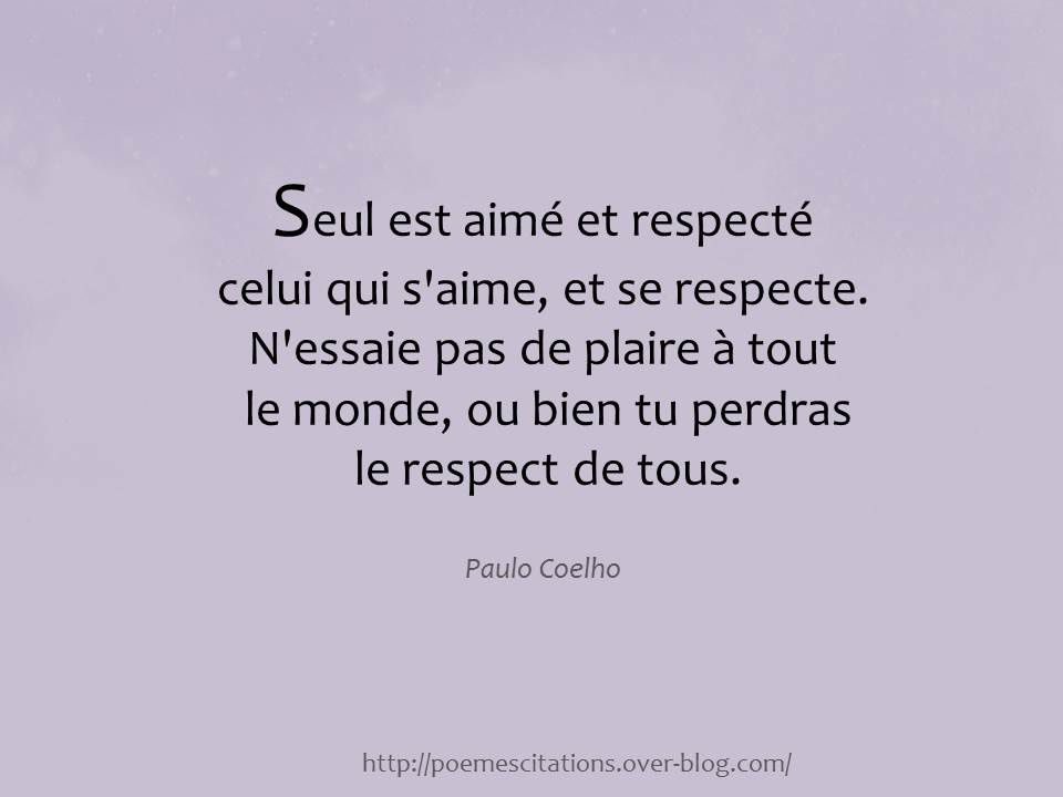 respect citation proverbe