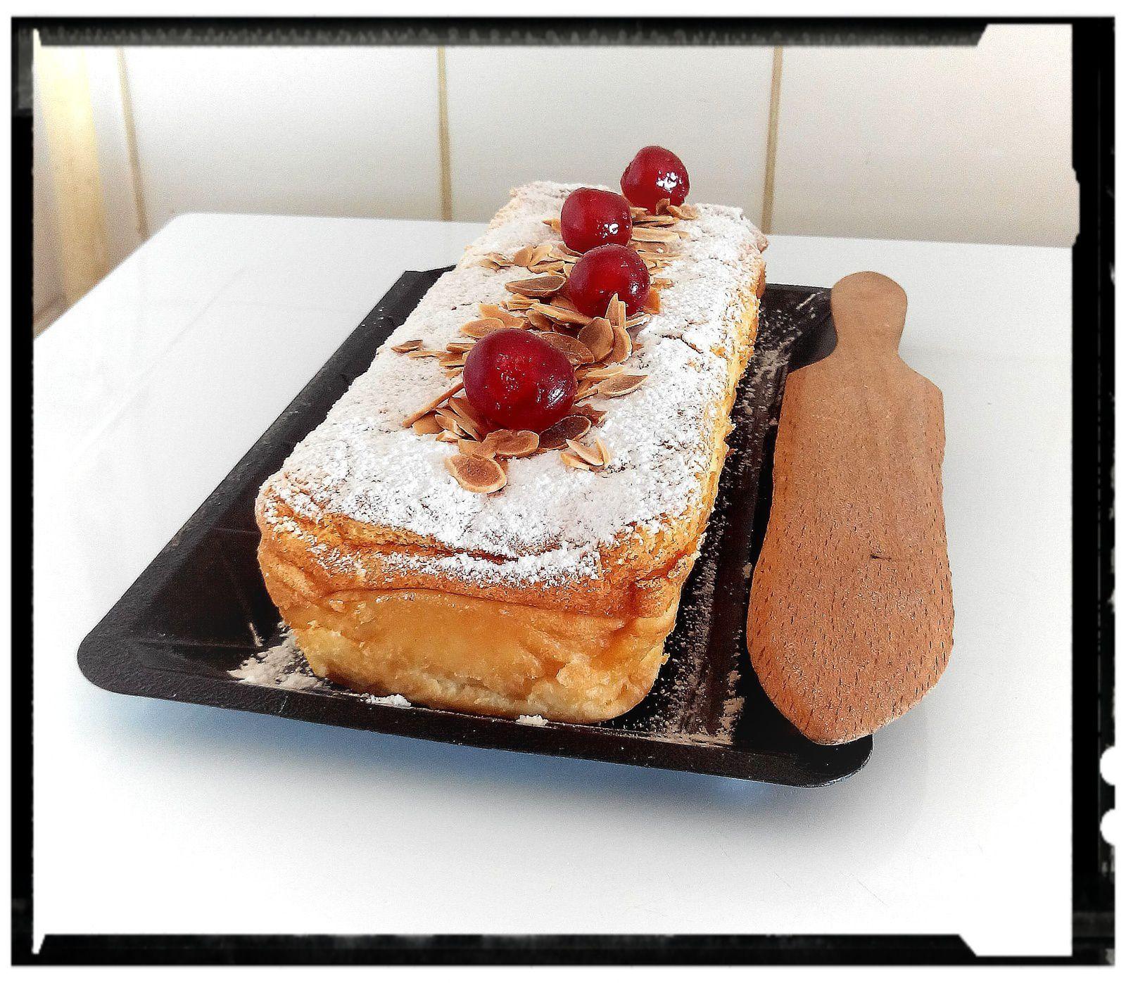 English cake magique