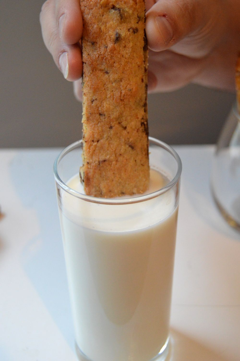 Cookie sticks choco-noisettes