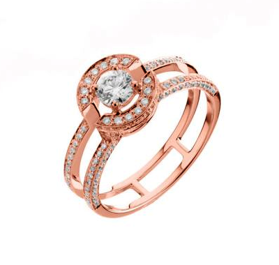 LISONIA, BAGUE CHIC IN LOVE