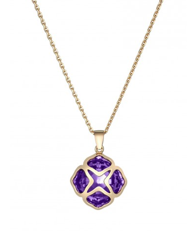 CHOPARD, Pendentif Imperial, Amétyste, Or rose
