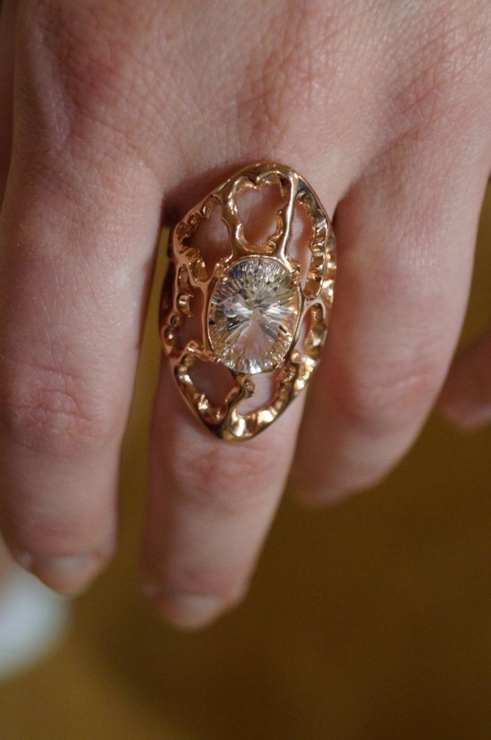 Bague, collection RELIC   © BLISS FROM PARIS