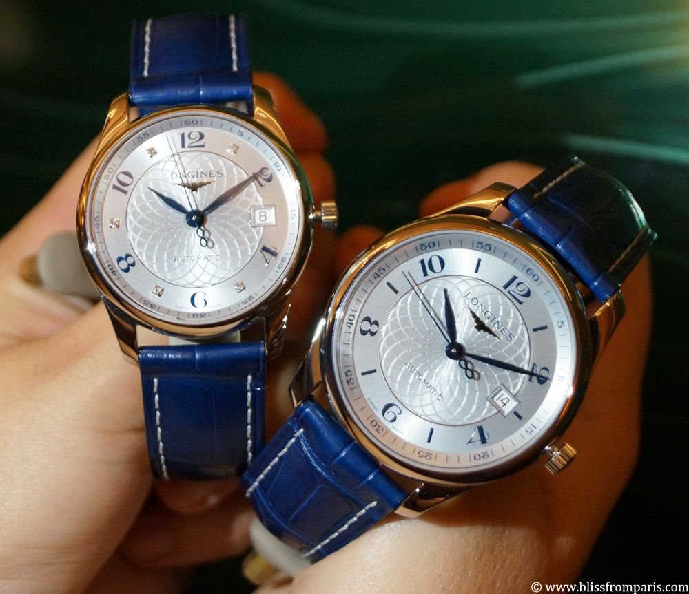Longines-THE LONGINES MASTER COLLECTION