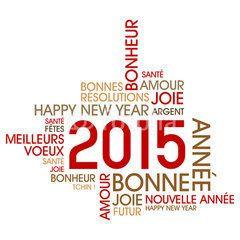 Bonne année 2015 sur Tidy Scraproom