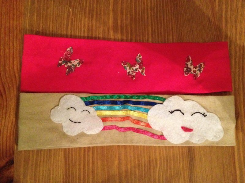 Do It Yourself : customisation kids headband