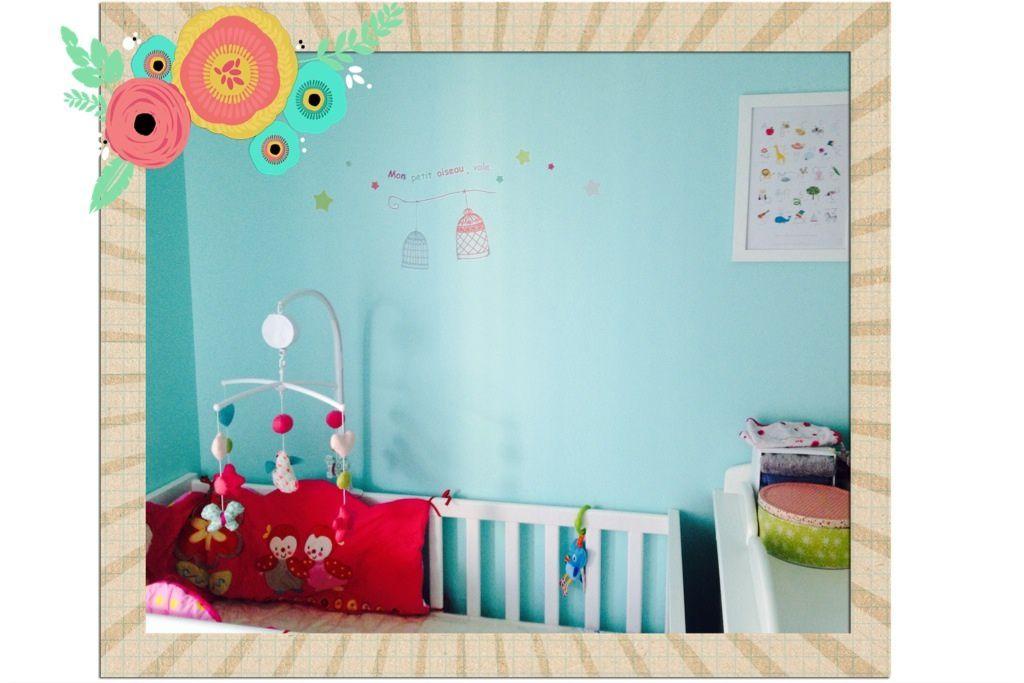 Nursery reveal !!