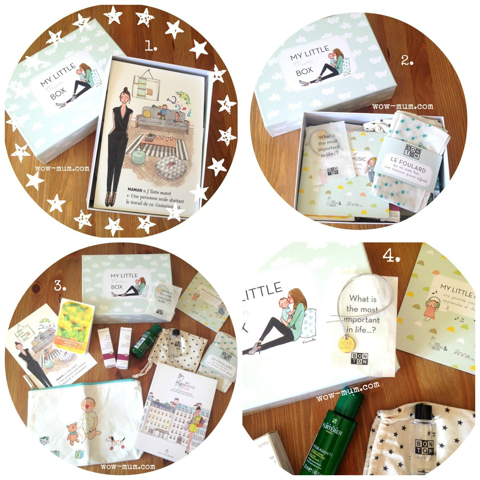My Little Mum Box : mon Avis de Maman