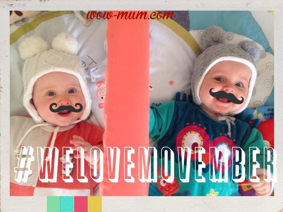 Les Lucioles soutiennent Movember