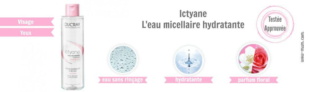 La #TeamPipelette fête Noël et vous gâte avec l'eau micellaire Ictyane de Ducray {ConcoursInside}