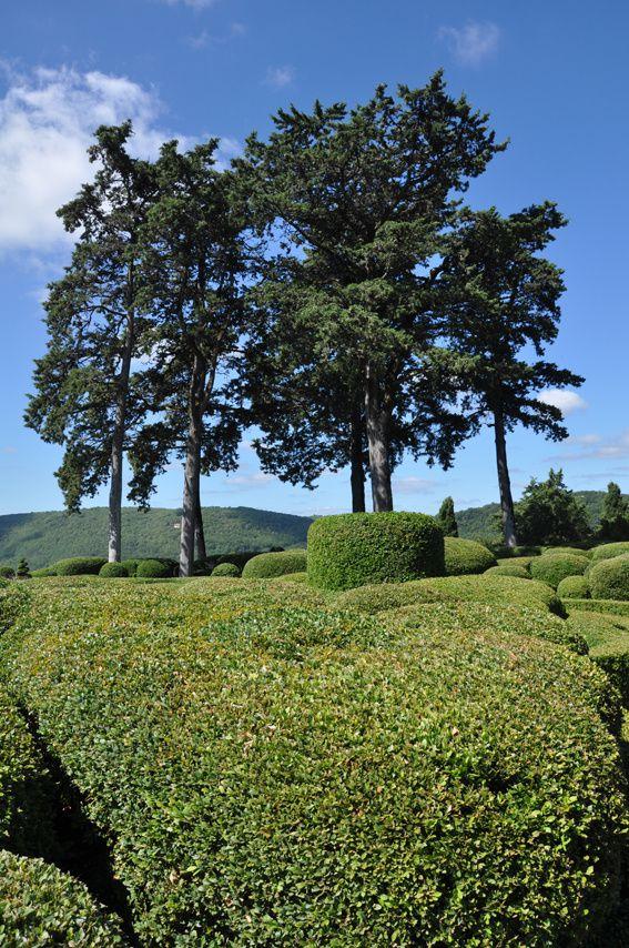 Les jardins de Marqueyssac 1