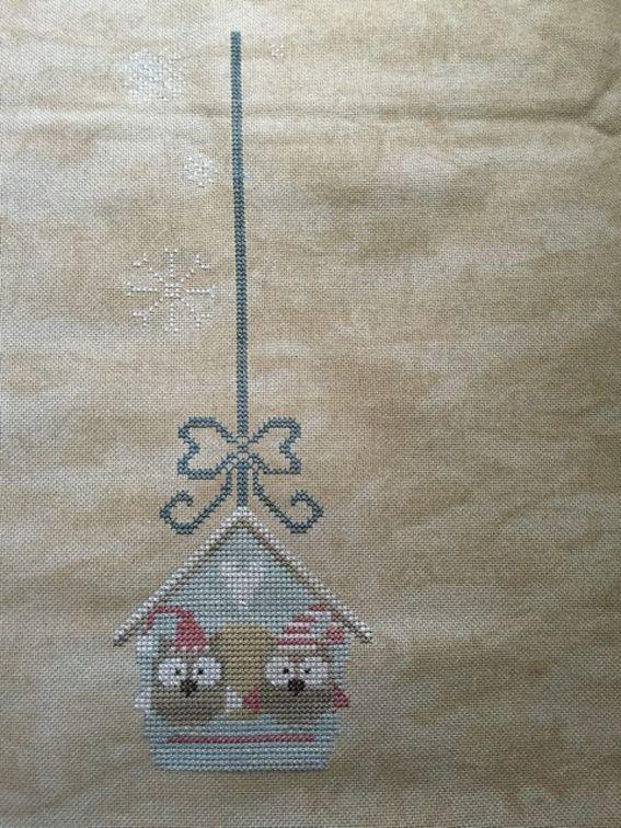 Sal &quot&#x3B;Christmas Owls&quot&#x3B; 4