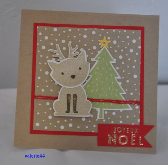 Atelier Stampin'up ..... et info