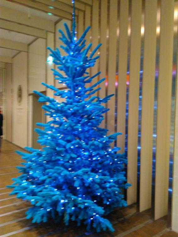 Noël bleu à Nantes