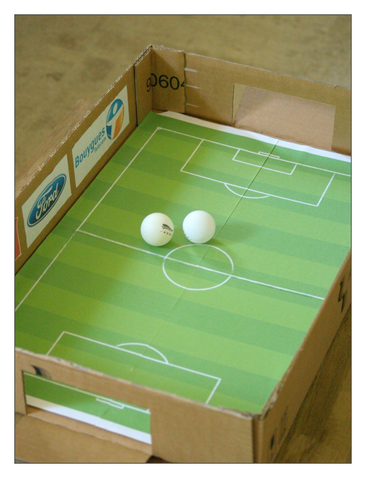 un anniversaire football le monde de k. Black Bedroom Furniture Sets. Home Design Ideas