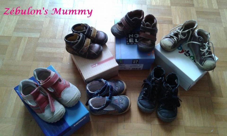 # Projet 52 - Semaine 30 - Shoes